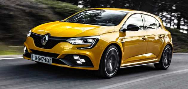 83 The Best 2019 Renault Megane Rs Redesign And Concept