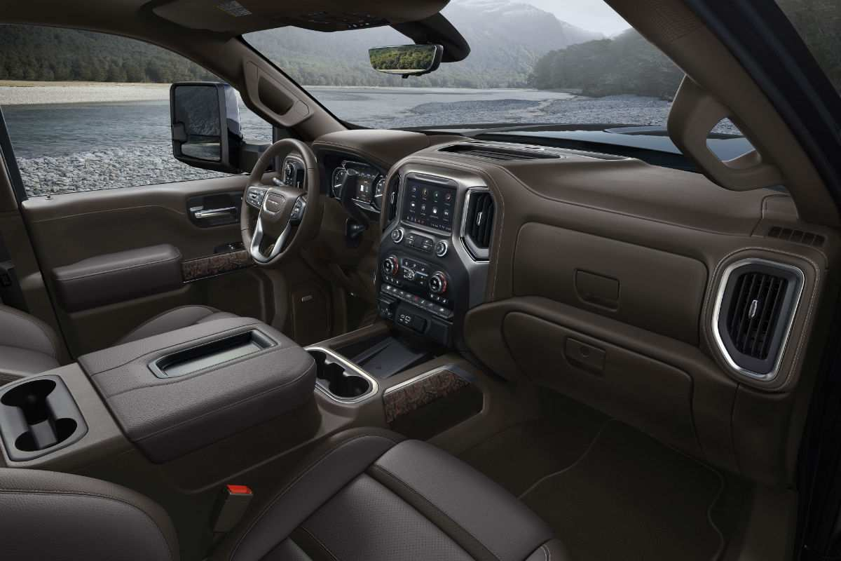 83 The Best 2020 Gmc 2500 Release Date Engine