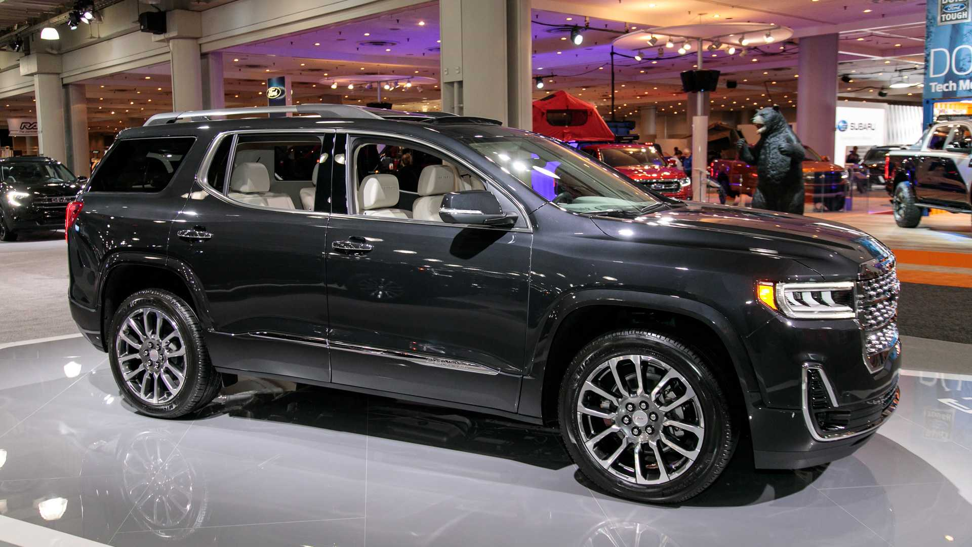 83 The Best 2020 Gmc Acadia Denali Photos