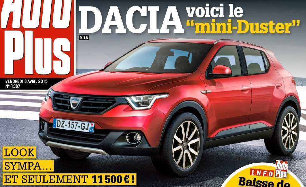 83 The Best Futur Dacia 2020 Redesign And Review