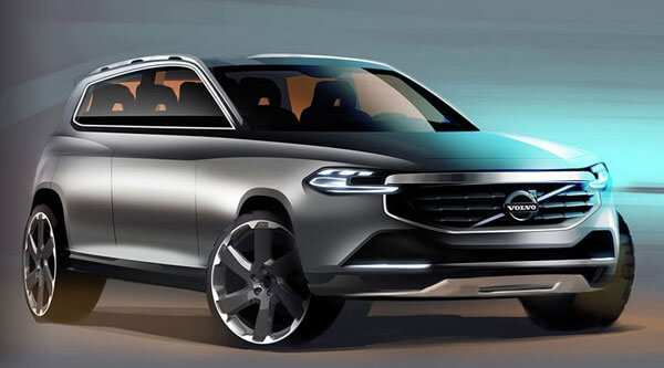83 The Volvo Xc90 2020 Release Date Images