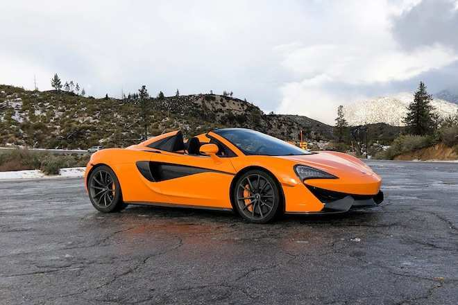 84 A 2019 Mclaren 570S Spider Prices