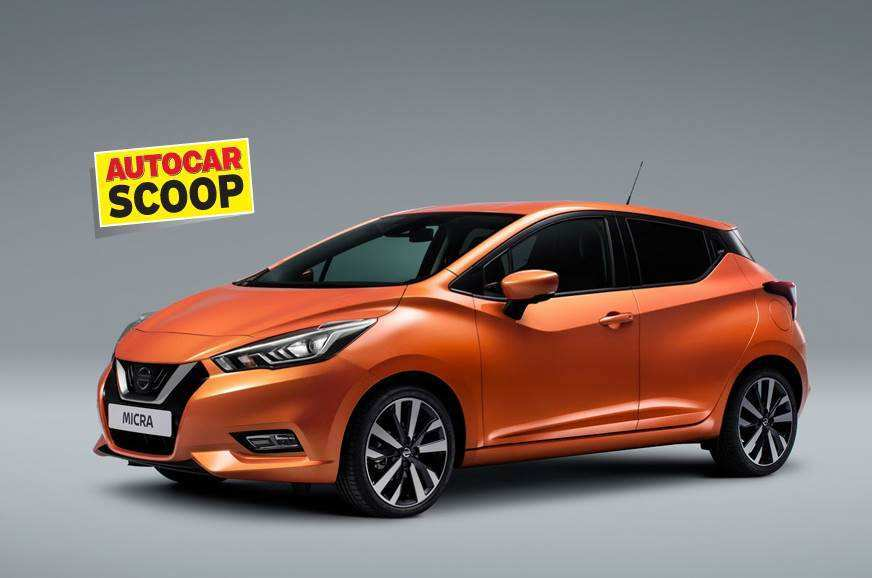 84 All New 2019 Nissan Micra Concept And Review