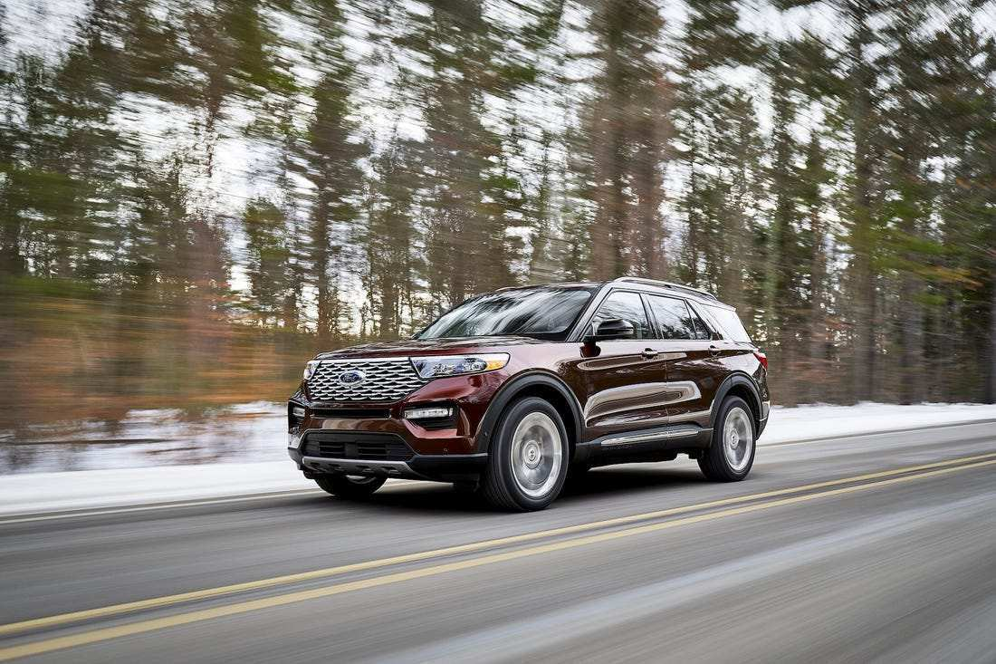84 All New 2020 Ford Explorer Linkedin Price And Review