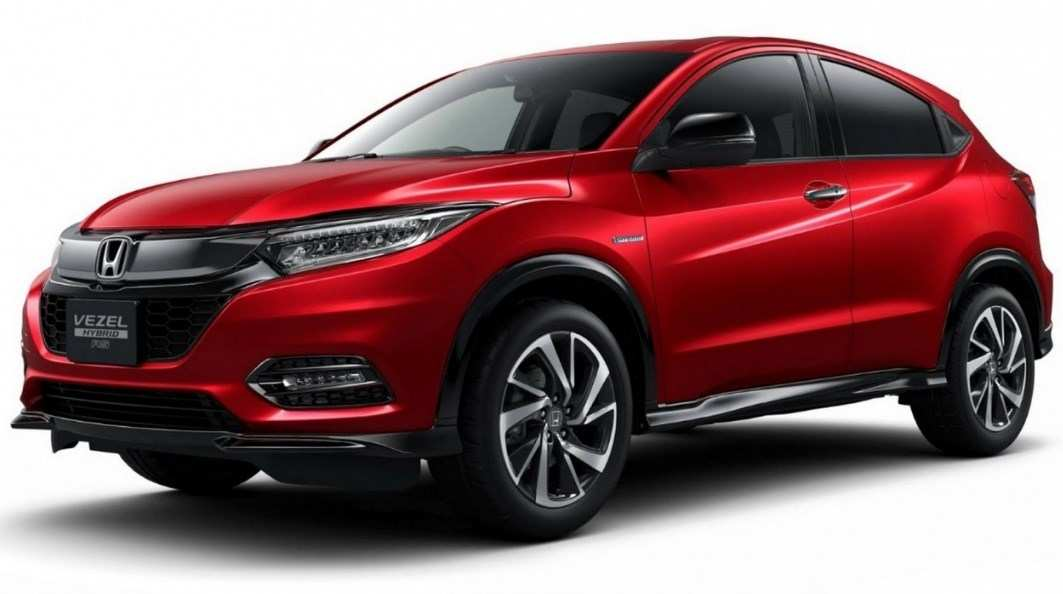 84 All New 2020 Honda Vezel Redesign