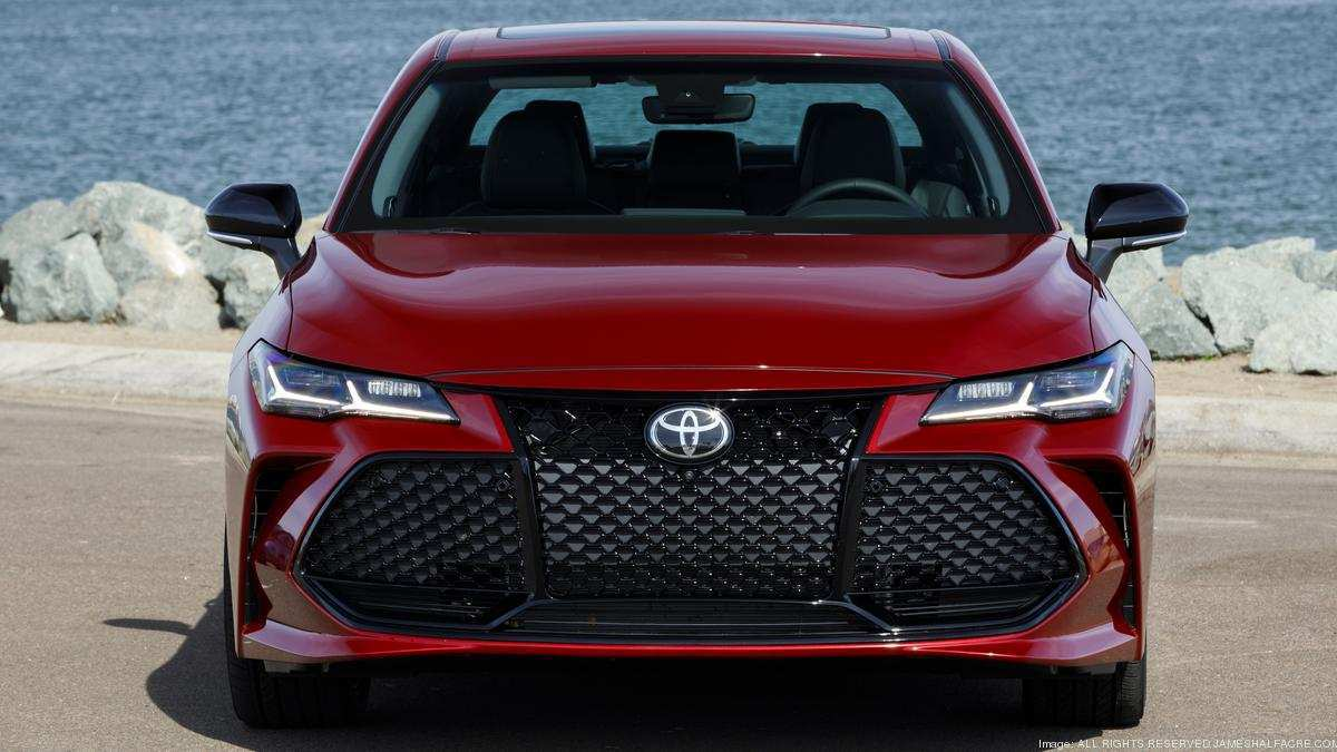 84 Best 2020 Toyota Avalon Redesign History
