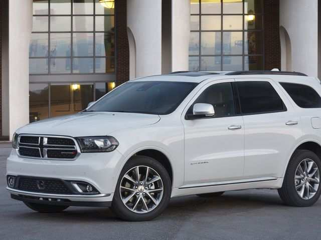 84 Best Dodge Durango Srt 2020 Price