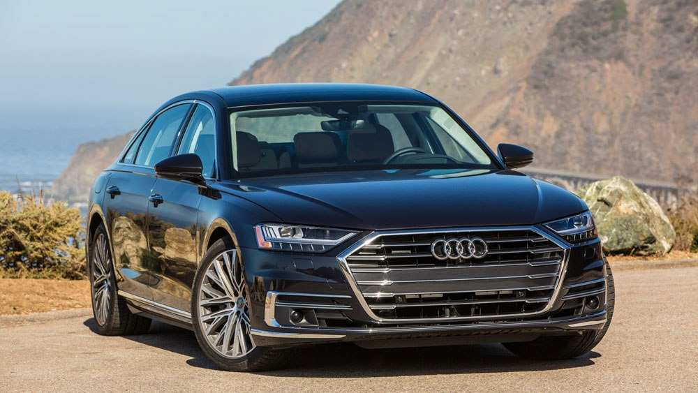 84 New 2019 Audi A8 Features Images