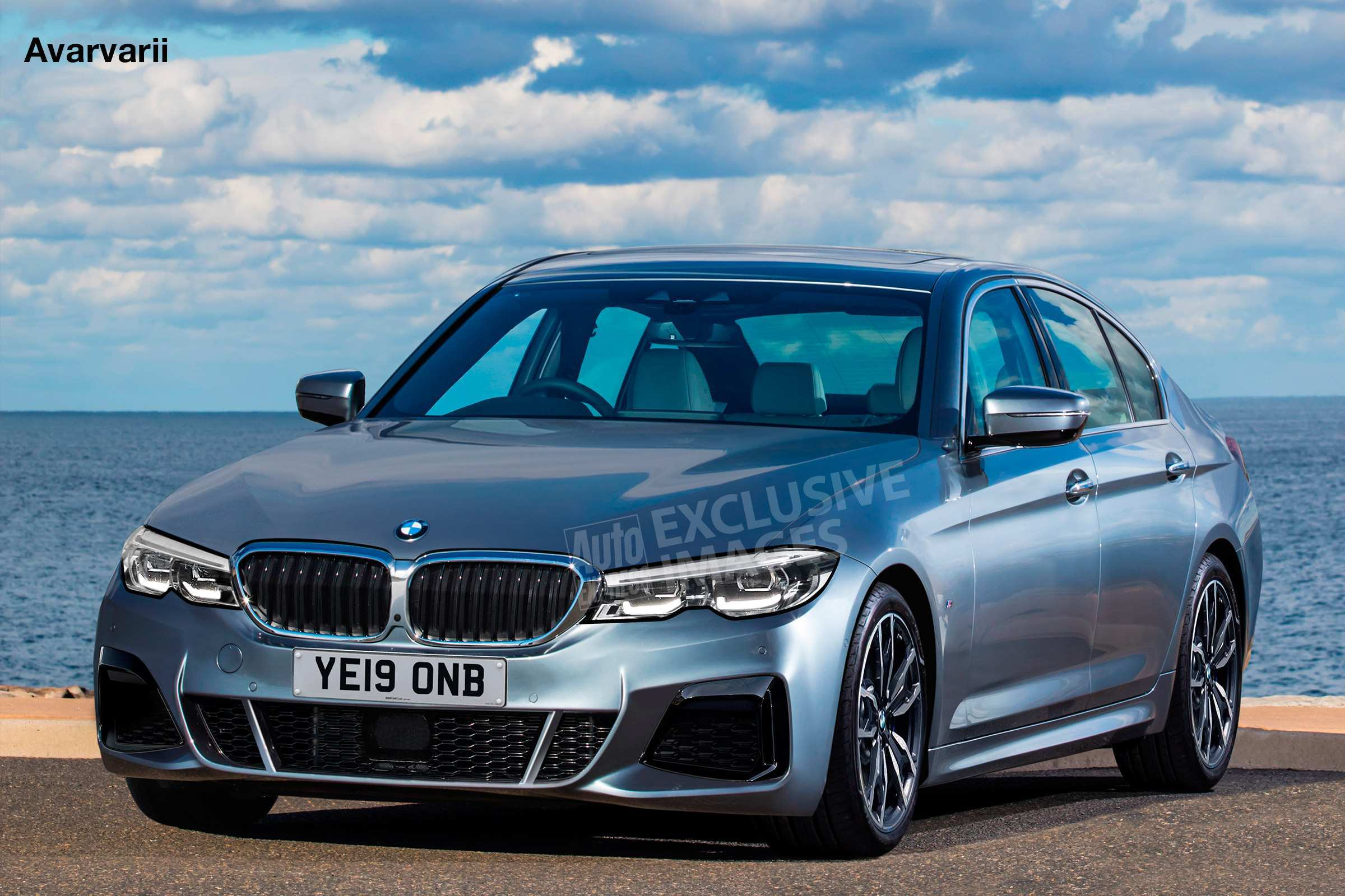 84 New 2019 Bmw 3 Series Release Date Exterior And Interior