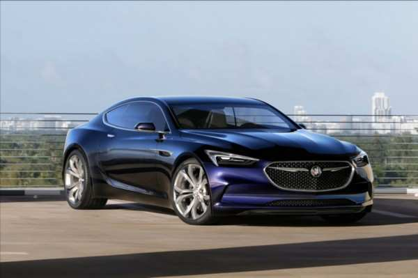 84 New 2019 Buick Avista Redesign And Review