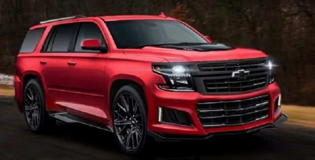 84 New Chevrolet Suburban 2020 Spy Shots Configurations