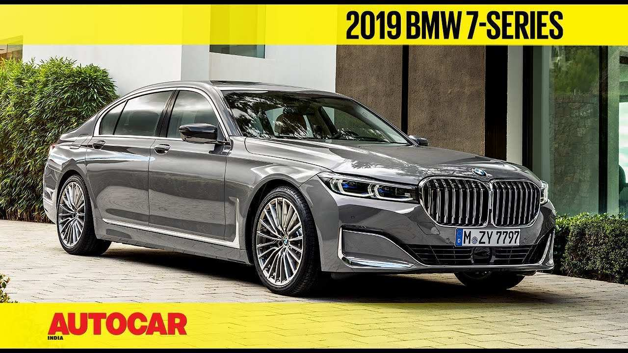 84 The 2019 Bmw 7 Series Configurations Release Date
