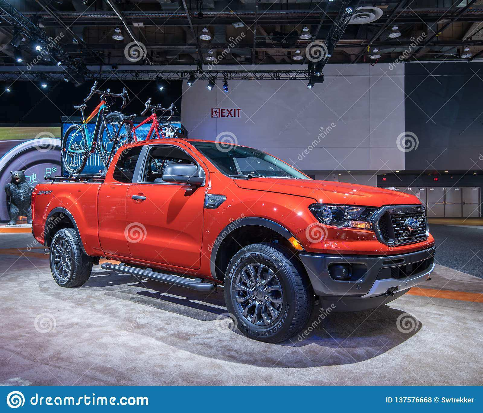84 The 2019 Ford Ranger Auto Show Price