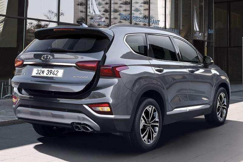 84 The 2019 Hyundai Santa Fe Launch Configurations
