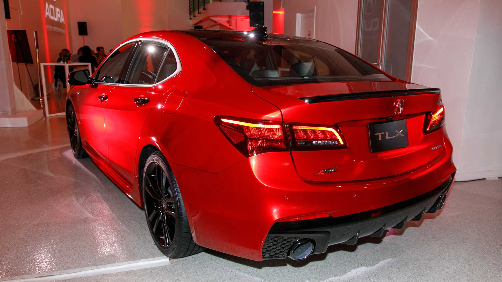 84 The 2020 Acura Tlx Pmc Edition Hp Release Date And Concept