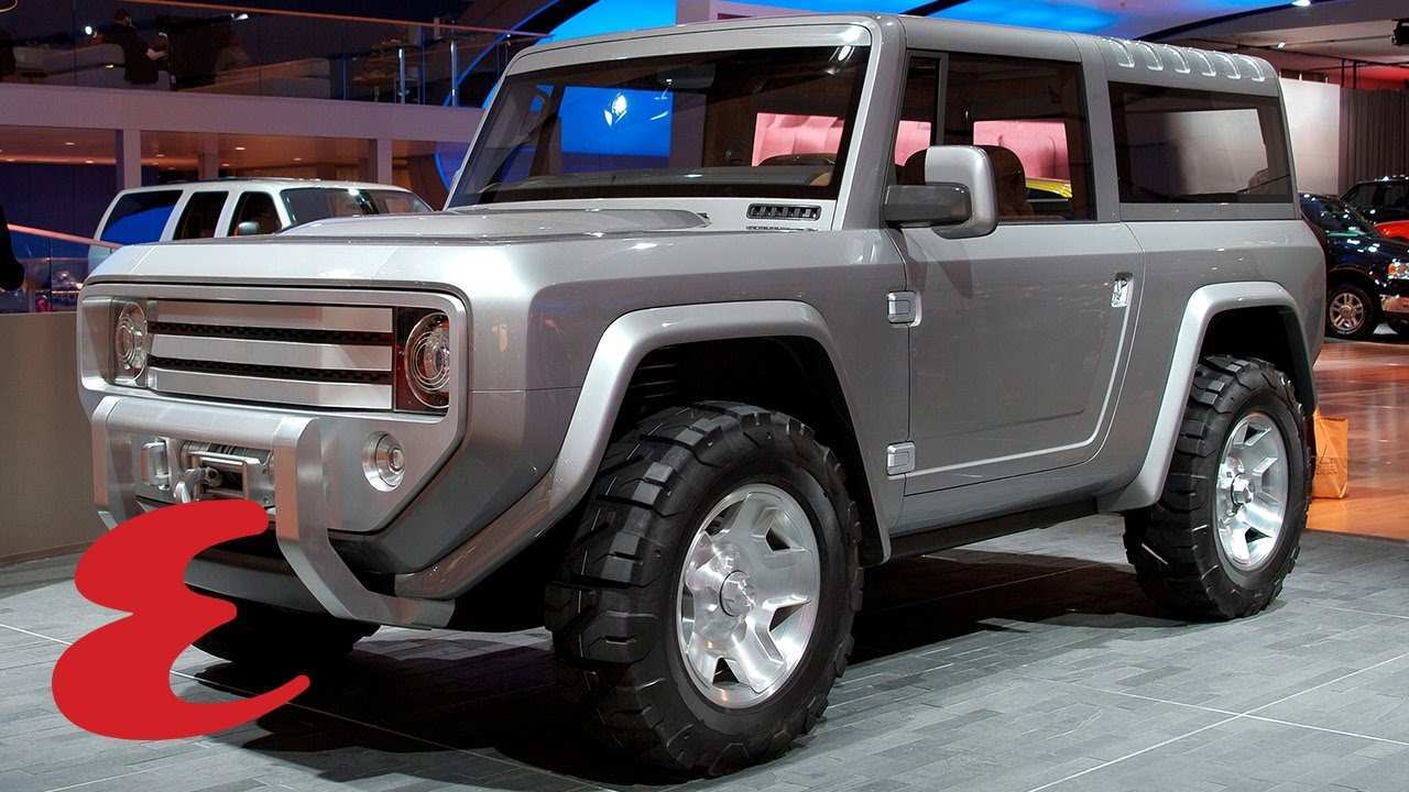 84 The 2020 Ford Bronco Youtube Price