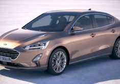2019 Ford Focus Sedan