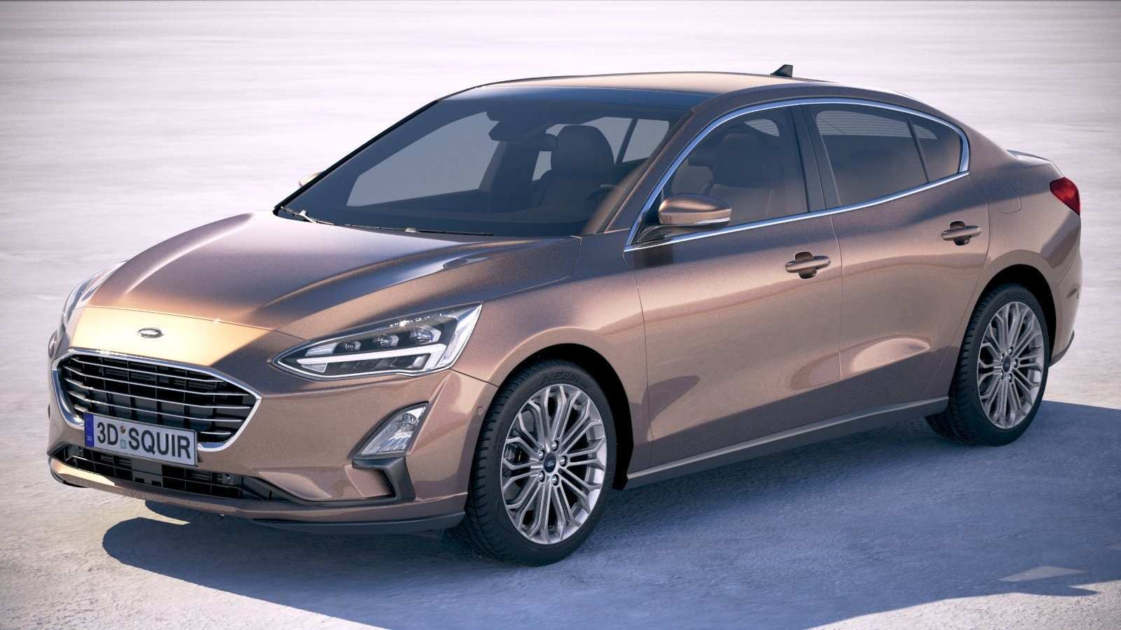 84 The Best 2019 Ford Focus Sedan Price