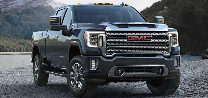 84 The Best 2019 Gmc 3 4 Ton Truck Concept And Review