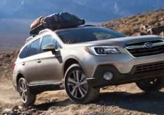 2019 Subaru Outback Changes