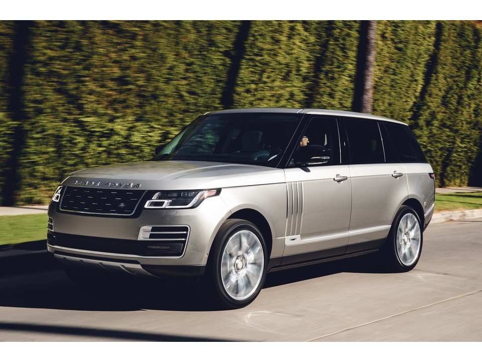 84 The Best Land Rover Range Rover Vogue 2019 Redesign