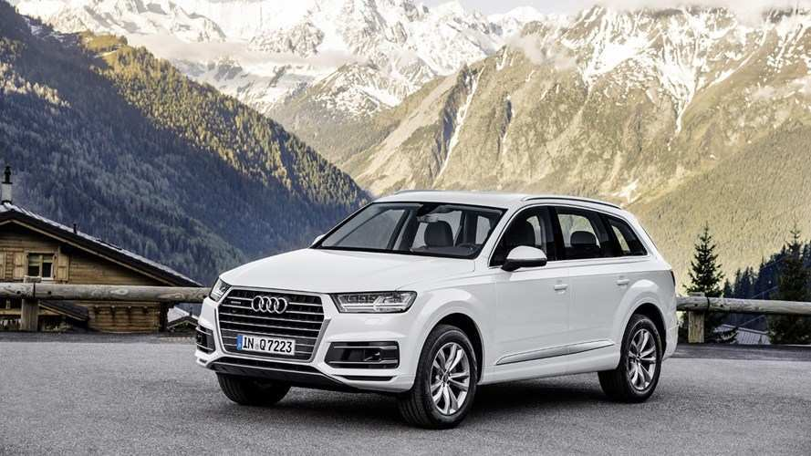85 A 2019 Audi X7 Redesign and Review