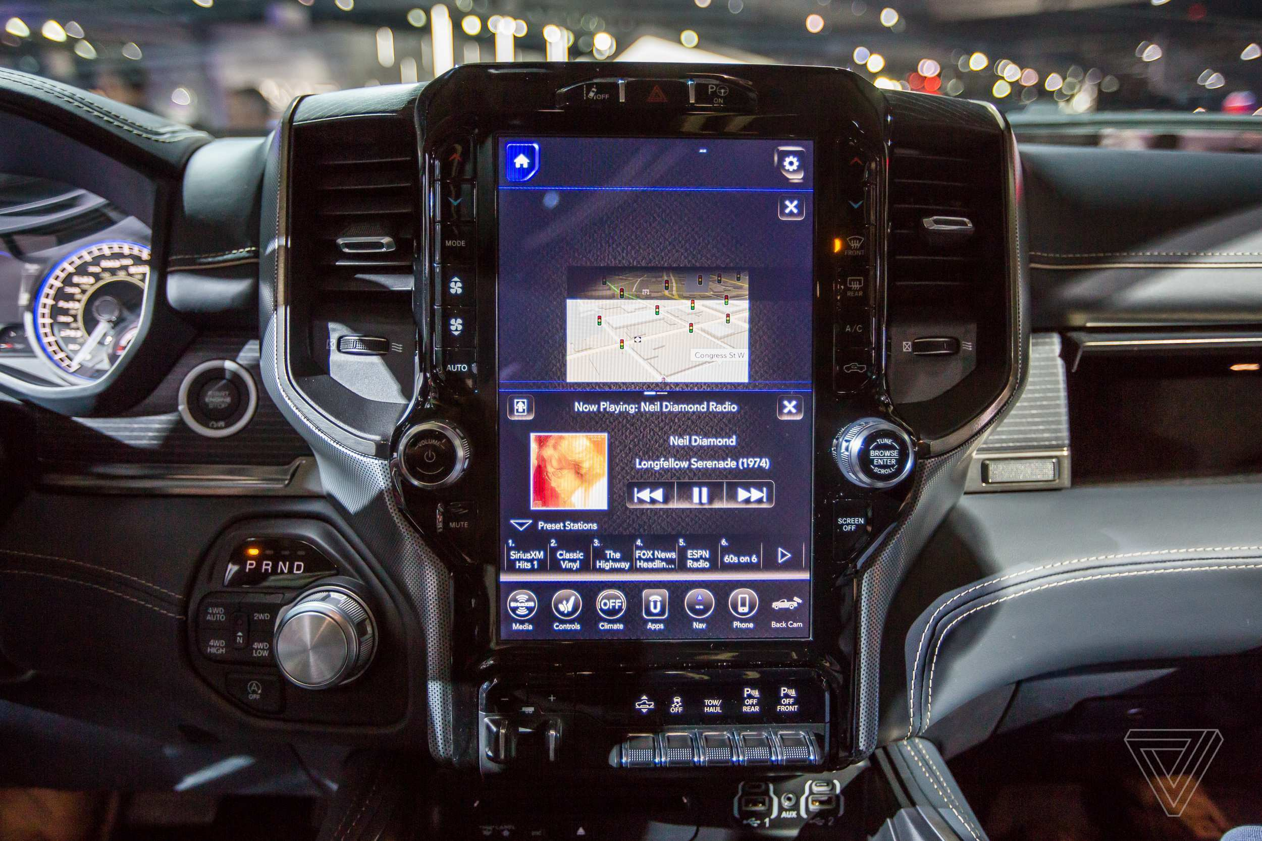 85 A 2019 Dodge Touch Screen Images
