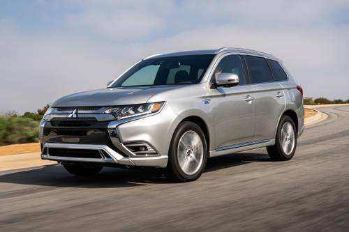 85 A Mitsubishi Outlander Plug In Hybrid 2020 Price Design And Review