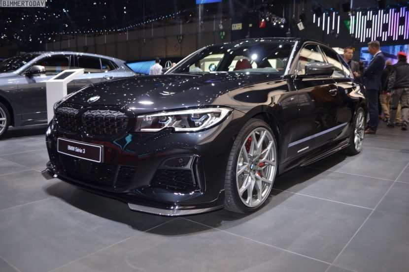 85 All New 2019 Bmw M340I Concept