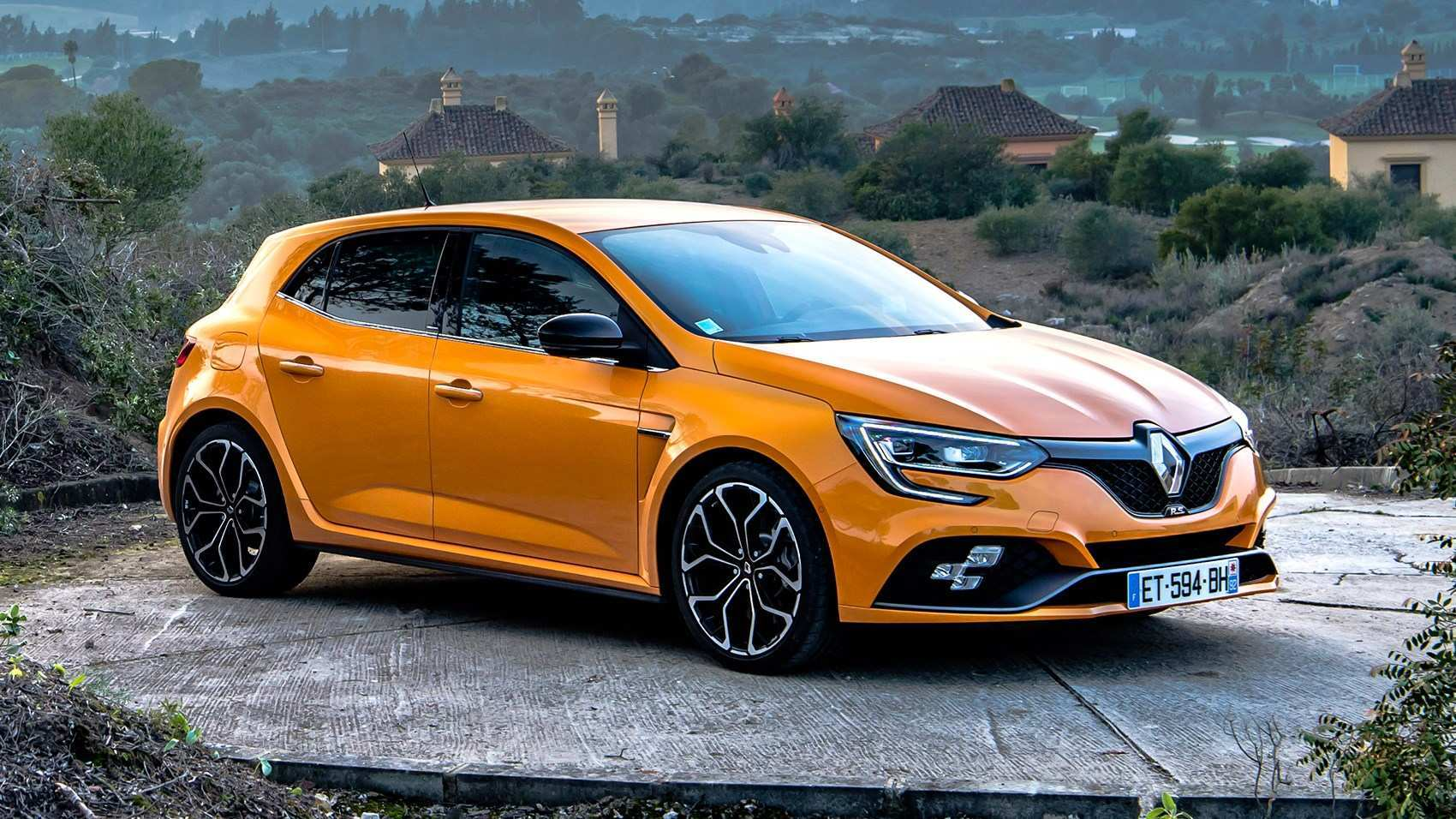 85 All New 2019 Renault Megane Rs New Concept