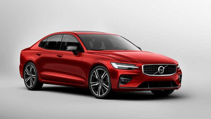 85 All New 2019 Volvo S60 Redesign Performance And New Engine
