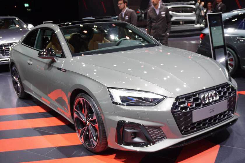 85 All New 2020 Audi S5 Performance