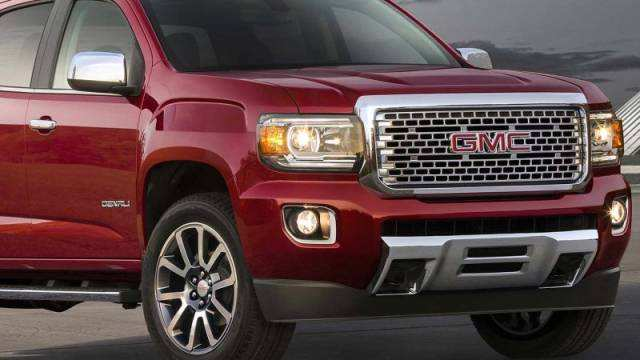 85 All New New 2020 Gmc Jimmy Release Date And Concept