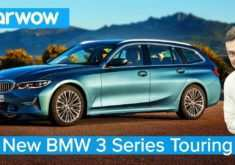 New Bmw 3 Series Touring 2020,