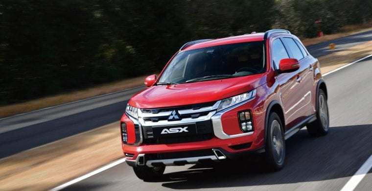 85 Best Mitsubishi Asx 2020 Video Images