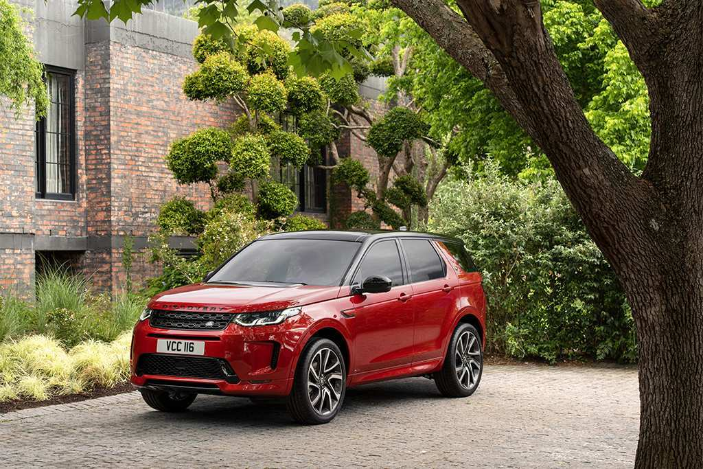 85 New 2020 Land Rover Discovery Sport Review And Release Date
