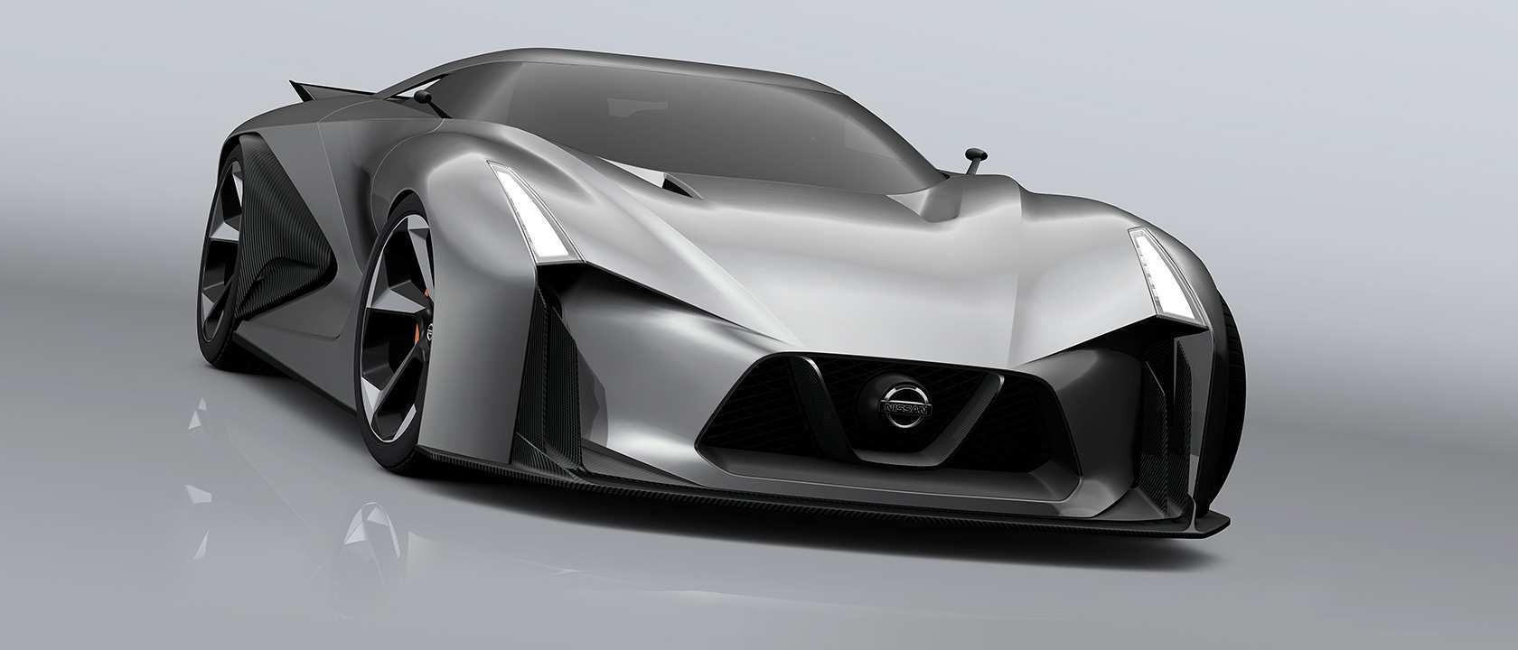 85 New Nissan Concept 2020 Pictures