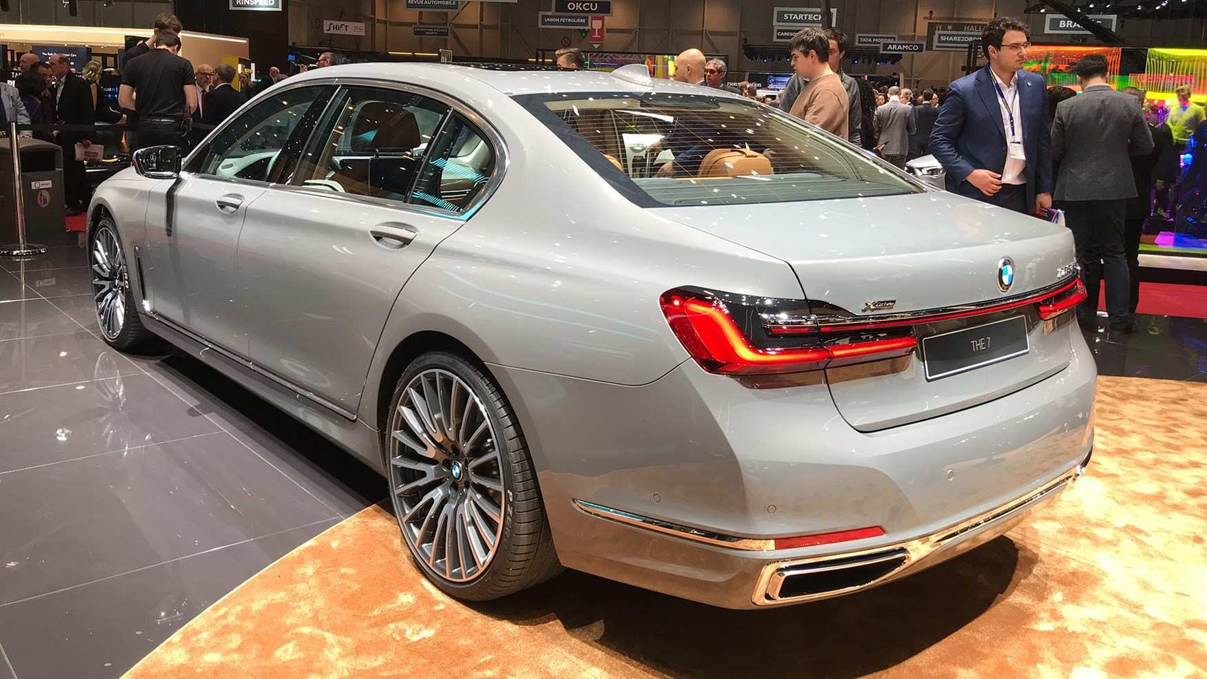 85 The 2019 Bmw 7 Series Configurations Style