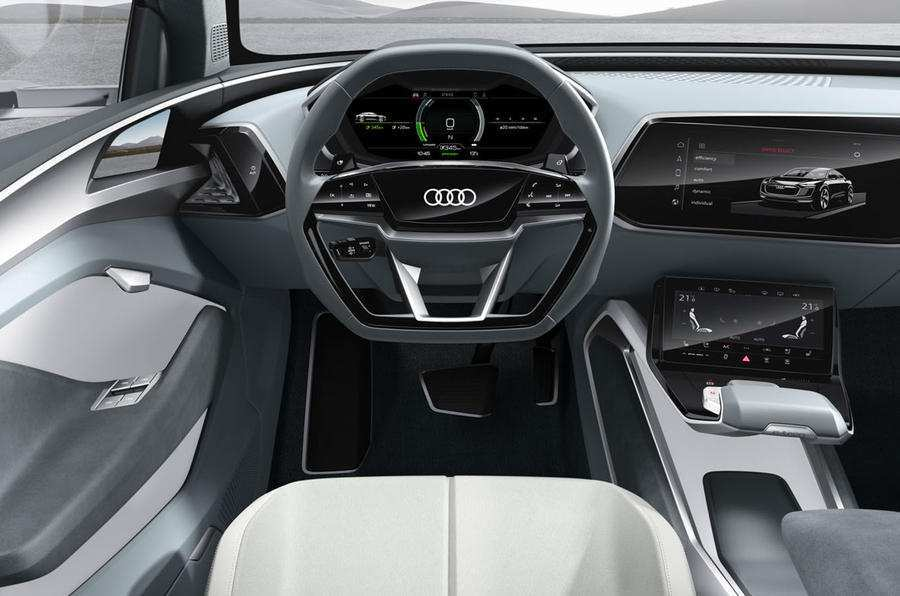 85 The Best 2019 Audi E Tron Quattro Release Date Exterior And Interior