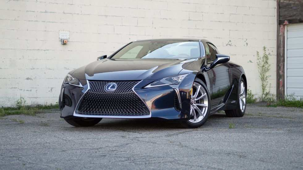 85 The Best 2019 Lexus Coupe Redesign And Concept