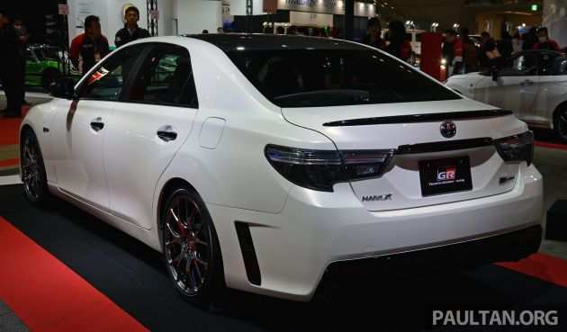 85 The Best 2019 Toyota Mark X Price And Release Date