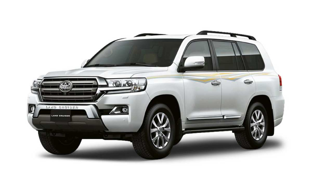 85 The Best Toyota Land Cruiser 2020 Price Concept