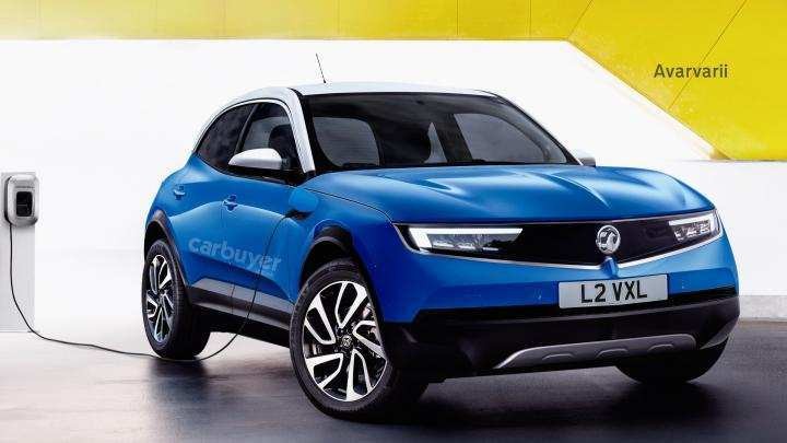 85 The Opel Mokka 2020 New Concept
