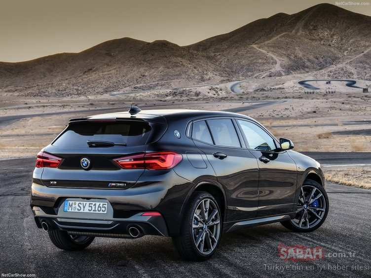 86 A 2019 Bmw X2 Research New