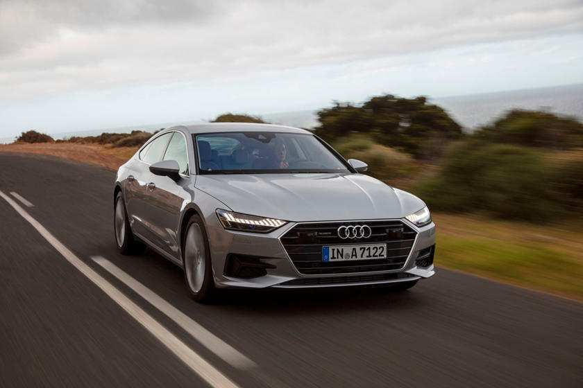 86 A Audi S7 2020 Ratings