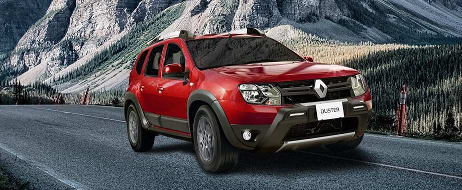 86 A Renault Duster 2019 Mexico Interior