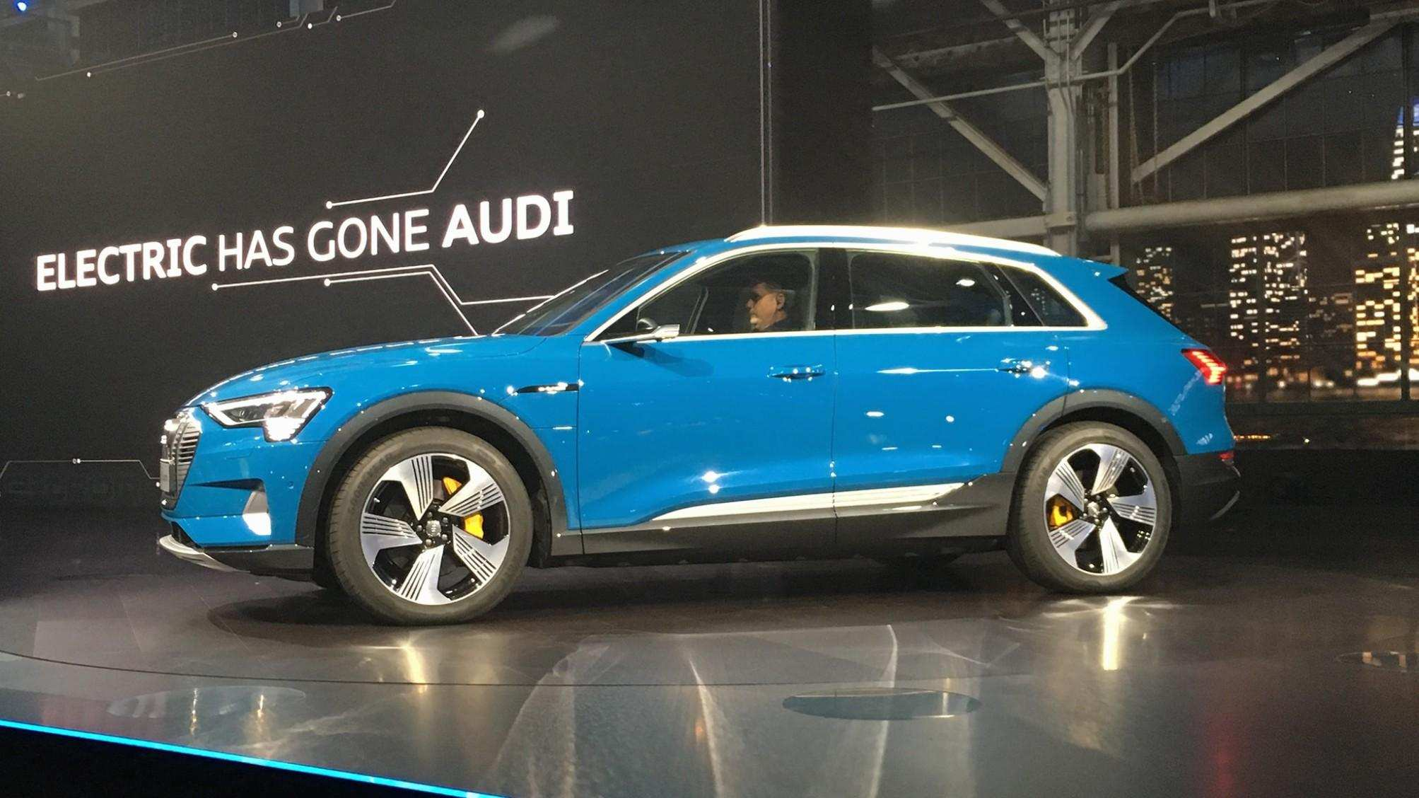 86 All New 2019 Audi E Tron Quattro Release Date Price And Release Date