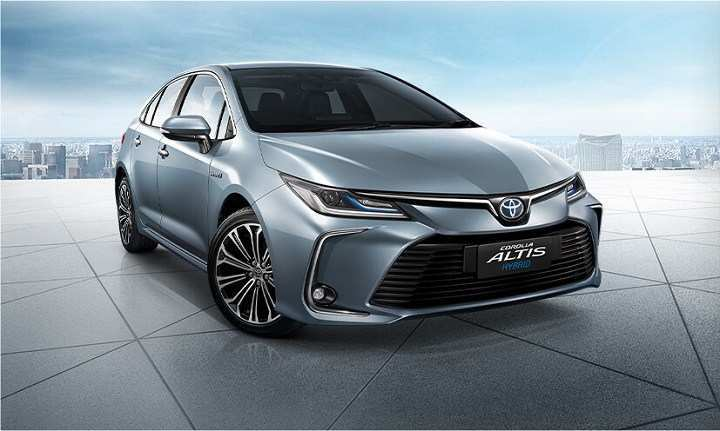 86 All New 2020 Toyota Altis Overview