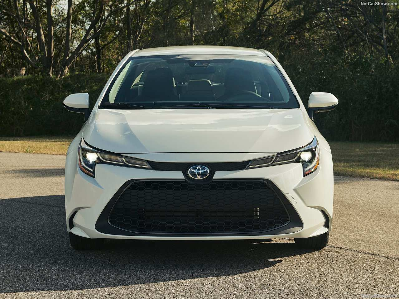 86 Best Toyota 2020 Vision First Drive