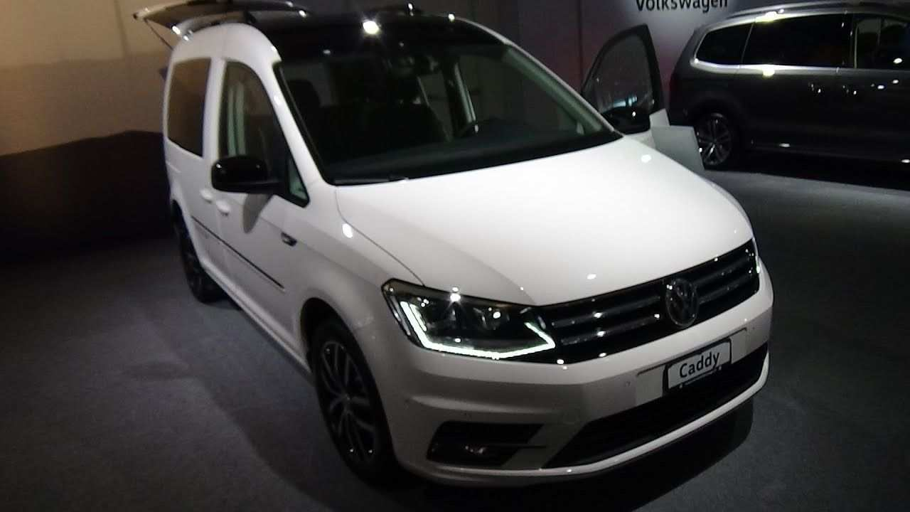 86 New 2019 Vw Caddy Redesign And Concept